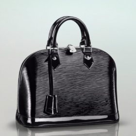 Louis Vuitton Alma Epi Noir electric Leather - foto �. 1