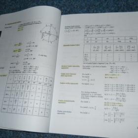 Tabulky matematické, fyzikální a chemické