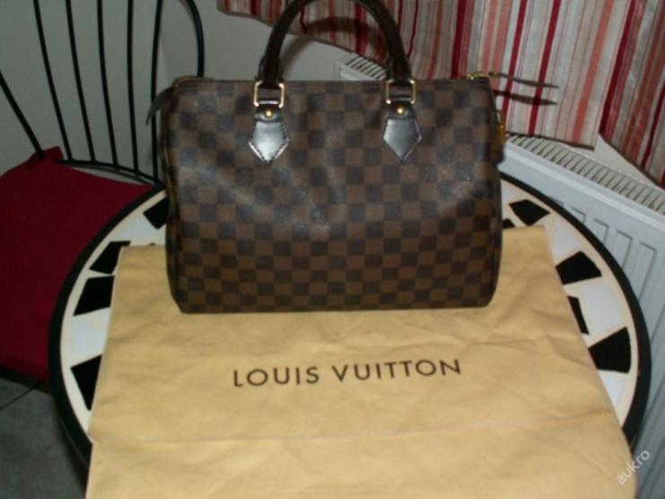 Louis Vuitton speedy 30 damier azur - Fake  - Diskuze Omlazení.cz (5) 3efb351a348