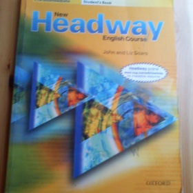 Učebnice New Headway English Course - foto č. 1