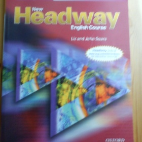 New Headway English Course učebnice - foto č. 1