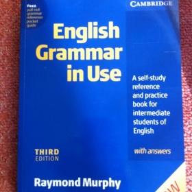 Kniha English Grammar in Use - Raymond Murphy - foto č. 1