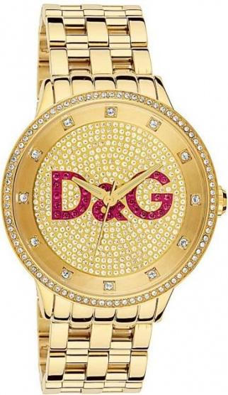 Zlaté hodinky Dolce and Gabbana - Bazar Omlazení.cz c52cdbfd00