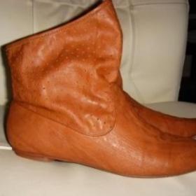 Kotníčkové boty - foto č. 1