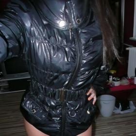 Černá bunda TallyWeijl - foto č. 1
