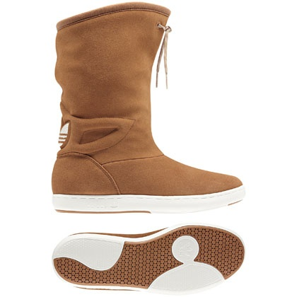 Dámské zimní boty Attitude kolekce Adidas Originals ...