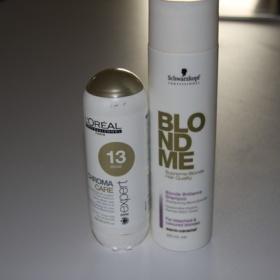 Šampón karamelový + přeliv Loreal - foto č. 1