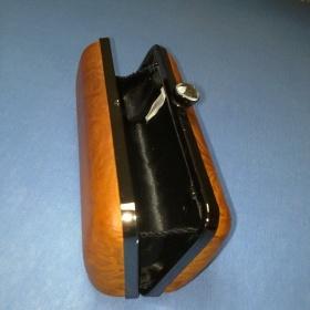 Pevn� hn�d� mini kabelka do spole�nosti Orsay - foto �. 1