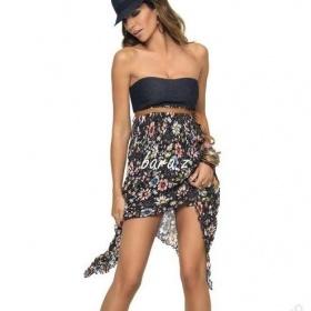 Květované šaty - foto č. 1