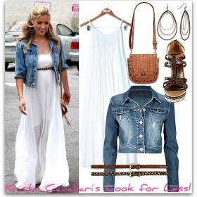 Dlouhé bílé šaty - foto č. 1
