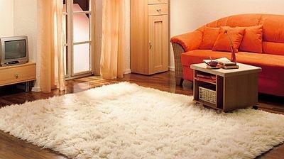 Chlupaty koberec