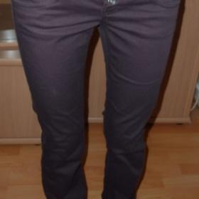 Hnědé kalhoty Terranova - foto č. 1