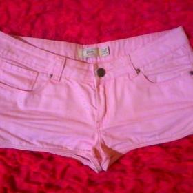 Růžové šortky Gate - foto č. 1