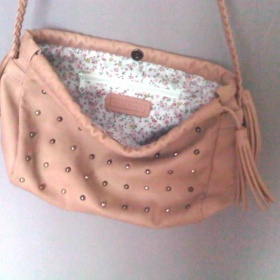 Reserved béžová taška - foto č. 1