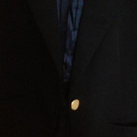 Modré sako - foto č. 1