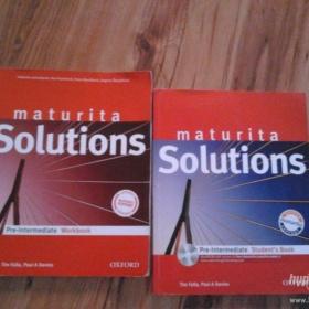 Maturita solution �erven� - foto �. 1