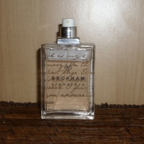 Dámský parfém Beckham signature - Eau de toilette 40ml - foto č. 1
