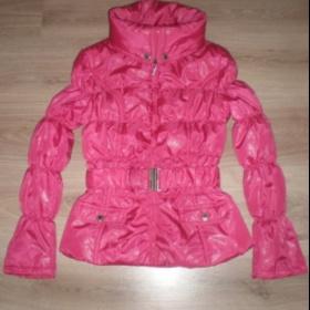 Růžová bunda Tally Weijl - foto č. 1