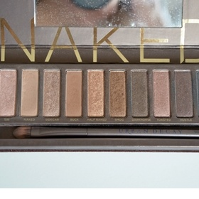 Paletka Urban Decay Naked