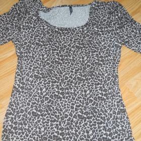 Tygrované tričko Amisu - foto č. 1