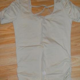 Béžové tričko - foto č. 1