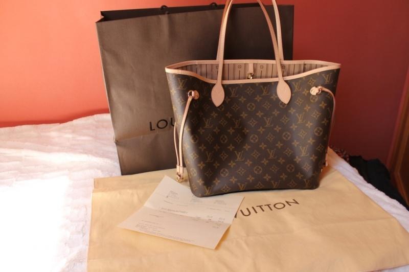 Louis Vuitton Neverfull Monogram - Bazar Omlazení.cz 673c811fad3