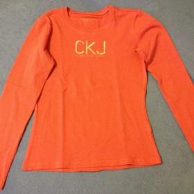 R�ov� triko Calvin Klein Jeans - foto �. 1