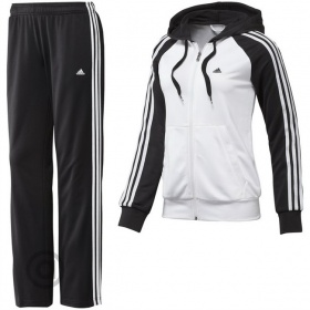 Černobílá souprava Adidas - foto č. 1