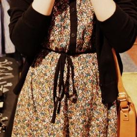 Květované šaty H&M - foto č. 1