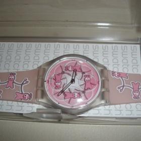 Swatch hodinky - foto č. 1