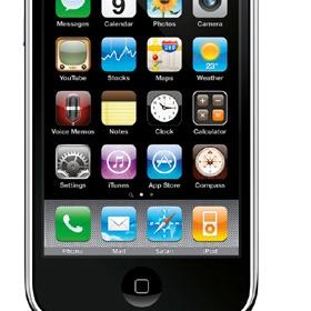 Applet iPhone 3GS - foto č. 1