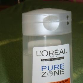 Ple�ov� voda L �oreal Pure zone - foto �. 1