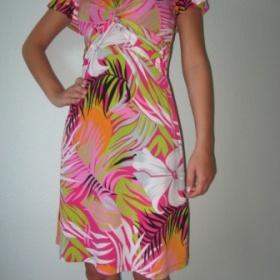 Šaty z italské módy - foto č. 1