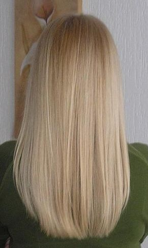 Opravdu šetrná blond nebo melír na jemné vlasy - Diskuze Omlazení ...