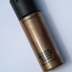 Mac Bronze body oil - foto č. 1