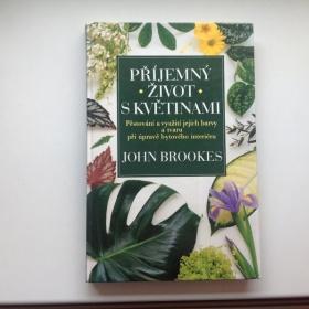 Kniha o pěstování květin - foto č. 1
