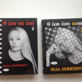 Knihy Olgy Sommerové - foto č. 1