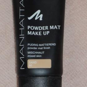 Manhattan matuj�c� pudrov� make - up, 80 sand - foto �. 1