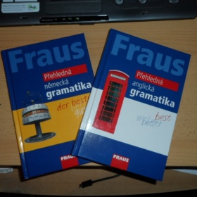 Přehledná gramatika angličtina, němčina - foto č. 1
