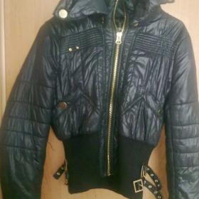 Černá bunda - foto č. 1