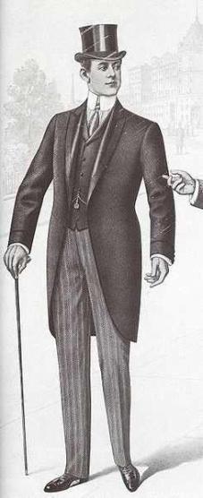 Muž v buřince a elegantním obleku - Diskuze Omlazení.cz (2) 74a687e145