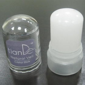 B�l� P��rodn� deodorant Natural Veil Tiande - foto �. 1
