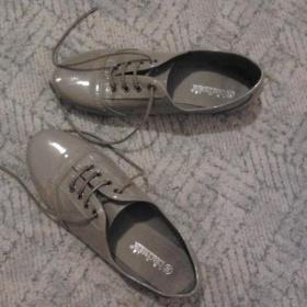 šedivé baleríny z Itálie - foto č. 1