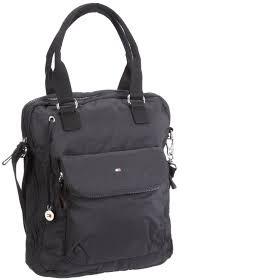 Černá kabelka tommy hilfiger - Bazar Omlazení.cz 8648bf98cb9