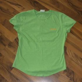 Zelené  triko Guru - foto č. 1