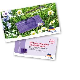 Uni kupon z DMka na Fotohrnek DM - drogerie - foto č. 1