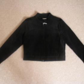Černá bundička do pasu Esprit - foto č. 1