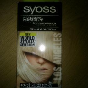 Blond los Angeles 10 - 5 barva Syoss - foto �. 1