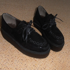 Černé creepers Ebay - foto č. 1