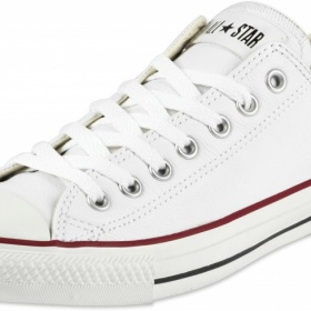 Bílá boty Lacoste nebo converse - foto č. 1